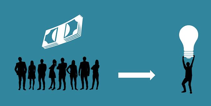 Blog 8: Crowdfunding. De voordelen en de nadelen.