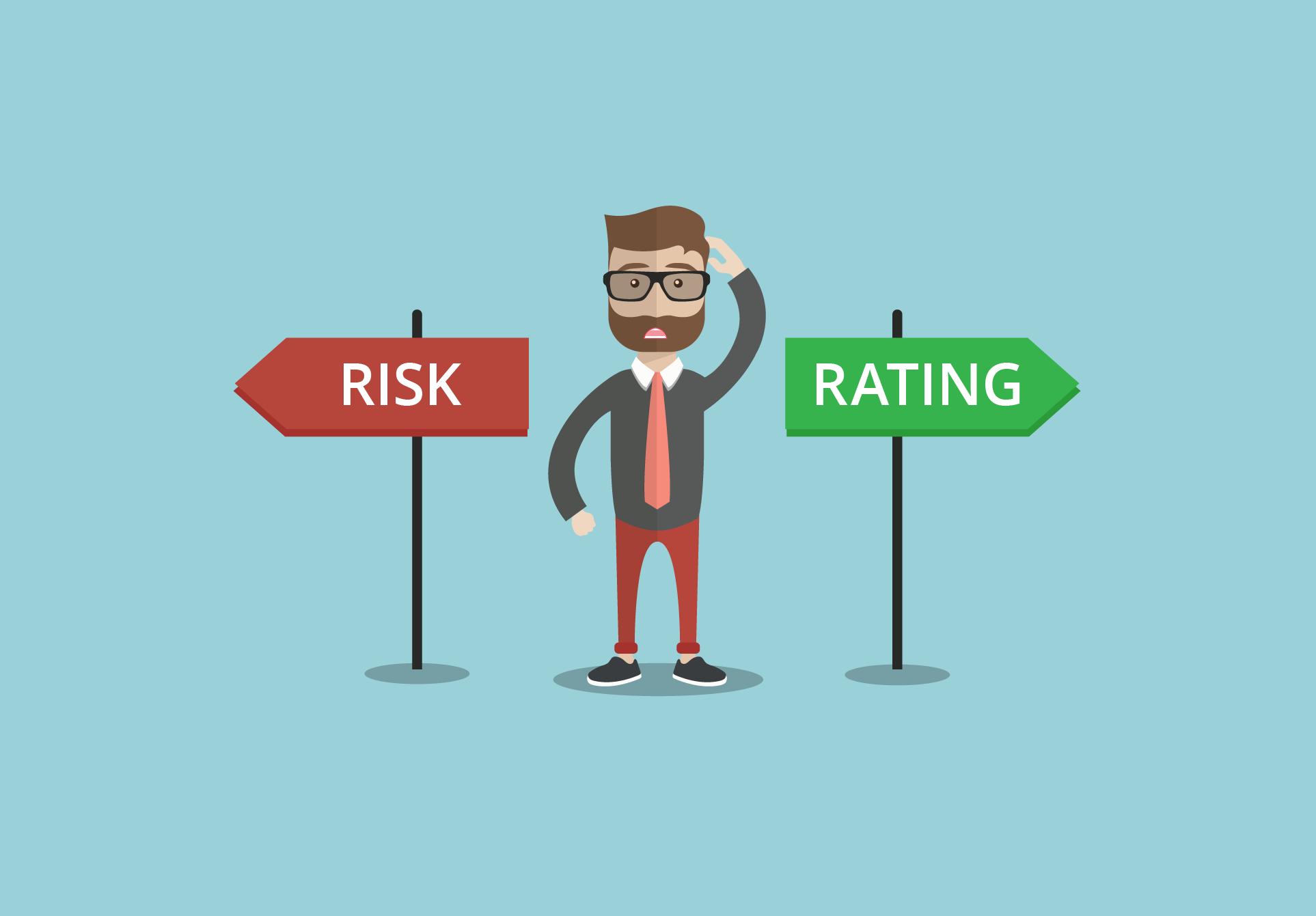 Blog 78: Risk rating