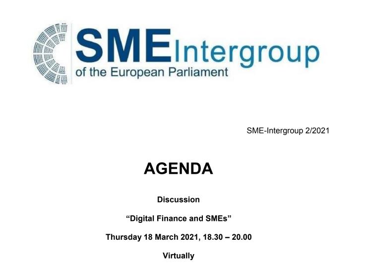 SMF informeert Europarlementariërs over non-bancair financieren