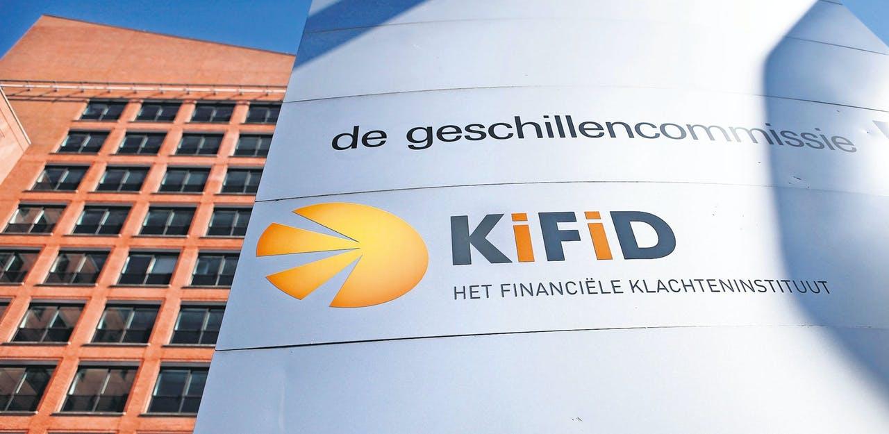 Organisaties met Keurmerk Erkend Financieringsadvies MKB aangesloten bij het Kifid