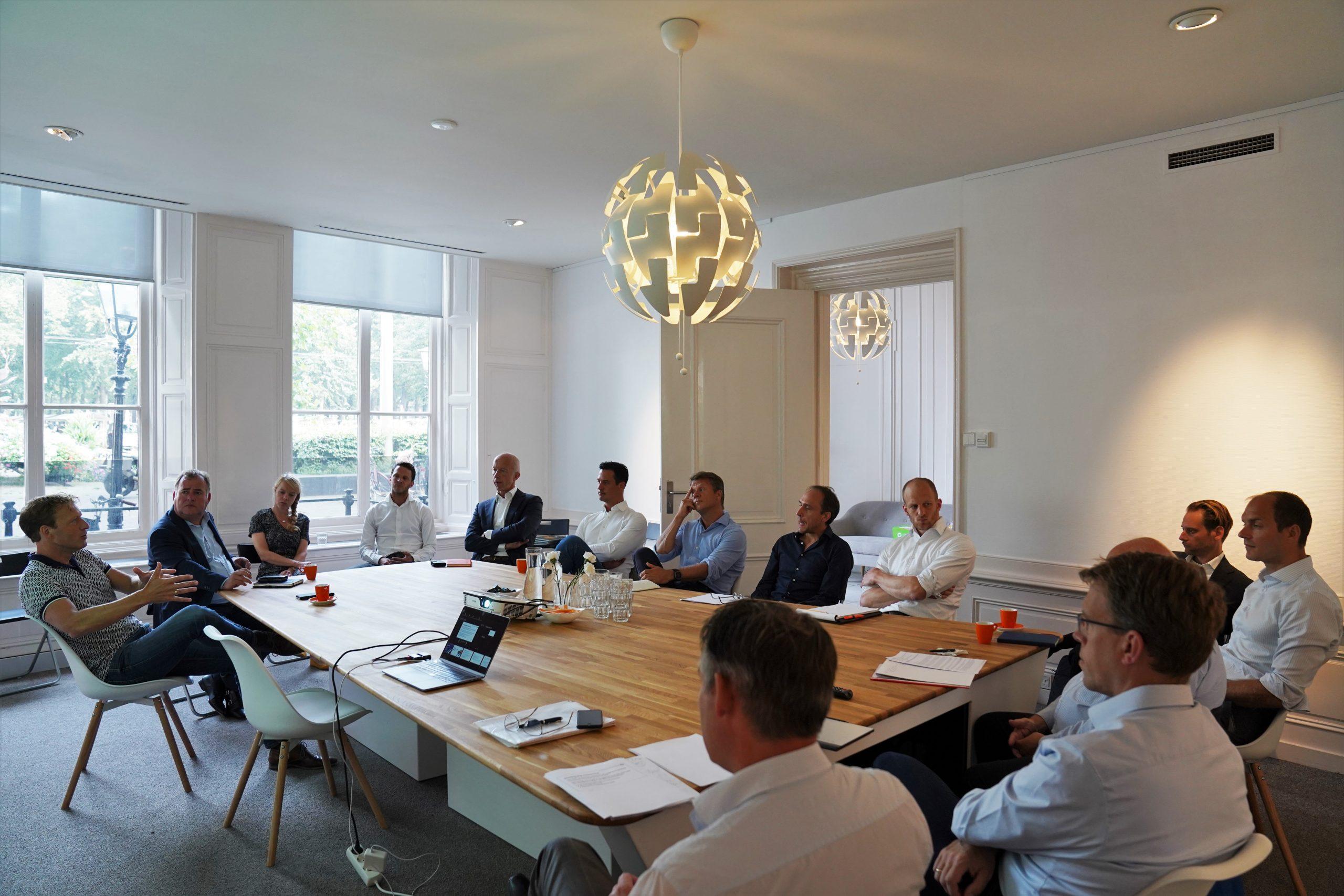 Succesvolle eerste bijeenkomst aanbieders Kort Zakelijk Krediet