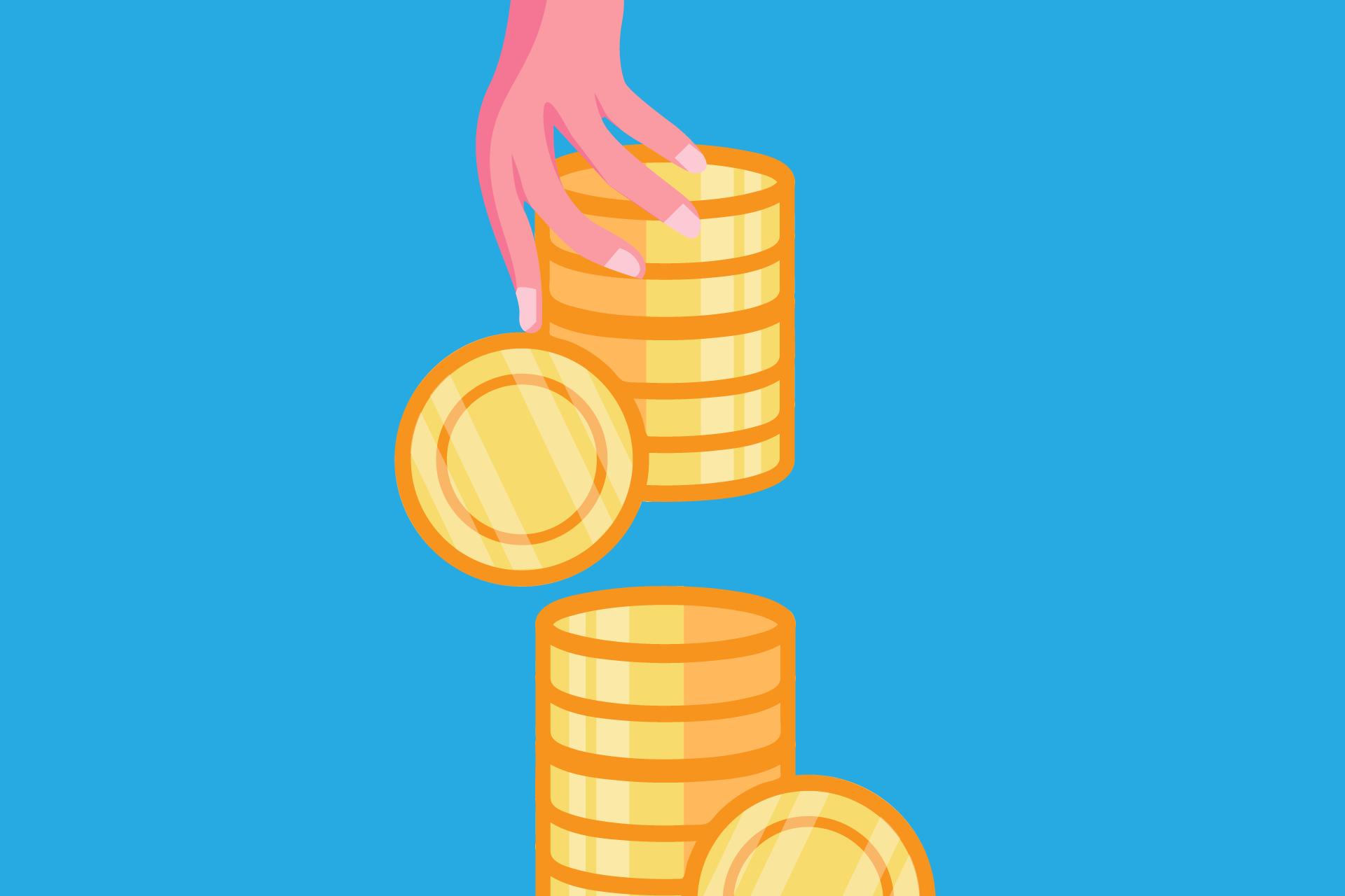 Blog 90: Gestapeld financieren 1 – de kenmerken