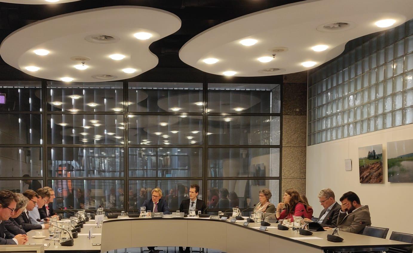 Stichting MKB Financiering in gesprek met Tweede Kamerleden over Alternatieve Financiering voor het mkb